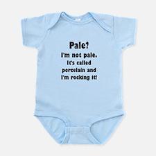 Pale? I'm Not Pale. Body Suit