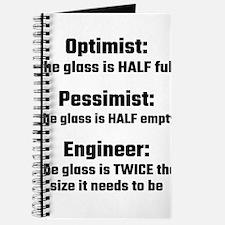 Optimist, Pessimist, Engineer Journal