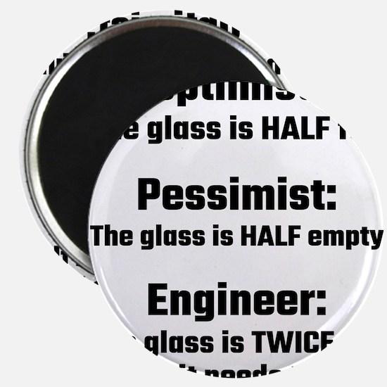 Optimist, Pessimist, Engineer Magnets