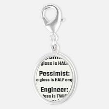 Optimist, Pessimist, Engineer Charms