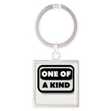 One Of A Kind Keychains