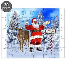 Santa Got Your Letter Puzzle