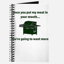 Once you put my meat in your mouth...you'r Journal