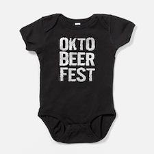 Okto Beer Fest Baby Bodysuit