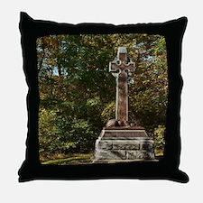 Gettysburg National Park - Irish Brig Throw Pillow
