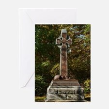 Gettysburg National Park - Irish Br Greeting Cards