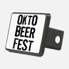 Okto Beer Fest Hitch Cover