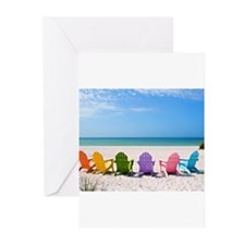 Unique Chairs Greeting Cards (Pk of 20)