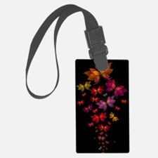 Digital Butterflies Luggage Tag