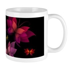 Digital Butterflies Mugs