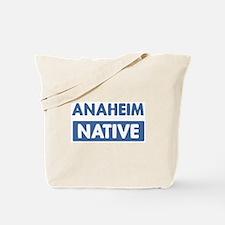 ANAHEIM native Tote Bag