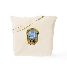 Cute Miami police miami Tote Bag