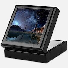 Alien World Keepsake Box