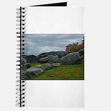 Gettysburg National Park - Devil's Den Journal