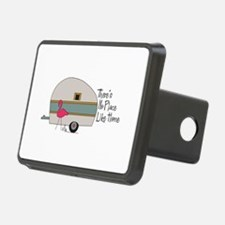 theres no place like home Hitch Cover