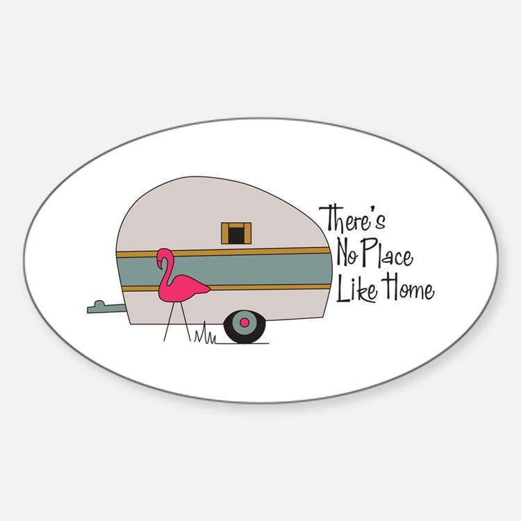 theres no place like home Decal