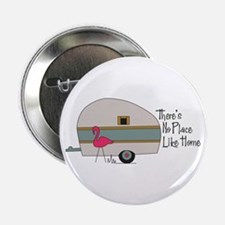 """theres no place like home 2.25"""" Button (10 pack)"""