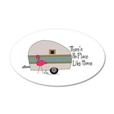 theres no place like home Wall Decal