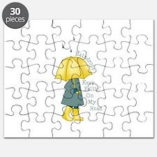 Raindrop Saying Puzzle