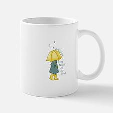 Raindrop Saying Mugs