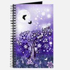 Purple Flowering Tree Journal