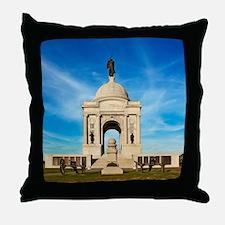 Gettysburg National Park - Pennsylvan Throw Pillow