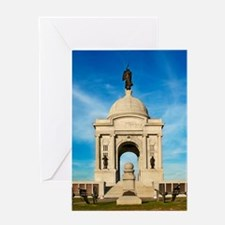 Gettysburg National Park - Pennsylv Greeting Cards
