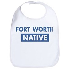 FORT WORTH native Bib