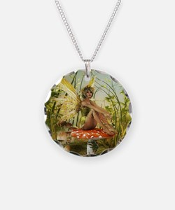 Indian Summer Fairy Necklace