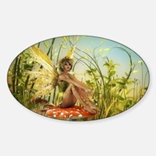 Indian Summer Fairy Decal