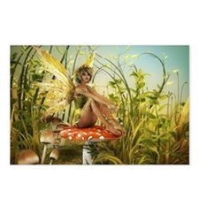 Indian Summer Fairy Postcards (Package of 8)