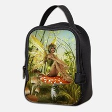 Indian Summer Fairy Neoprene Lunch Bag