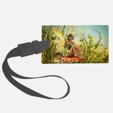 Indian Summer Fairy Luggage Tag