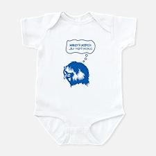 Spanish Water Dog Infant Bodysuit