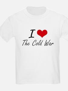 I love The Cold War T-Shirt