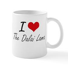 I love The Dalai Lama Mugs