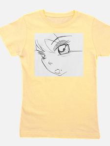 Unique Original manga Girl's Tee