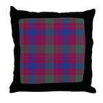 Tartan - Ross Throw Pillow