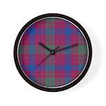 Tartan - Ross Wall Clock