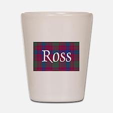 Tartan - Ross Shot Glass