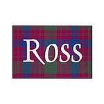 Tartan - Ross Rectangle Magnet (100 pack)