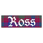 Tartan - Ross Sticker (Bumper 50 pk)