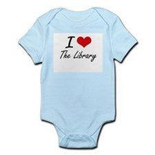 I love The Library Body Suit