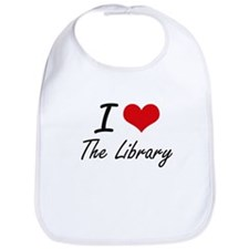 I love The Library Bib