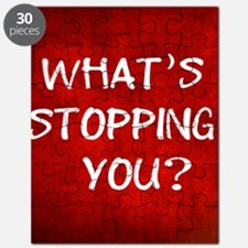 Whats Stopping You Puzzle