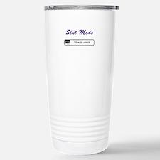 Slut Mode - Slide to un Travel Mug