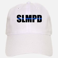 SLMPD Blue Line Baseball Baseball Cap