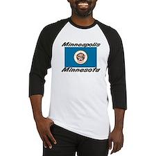 Minneapolis Minnesota Baseball Jersey