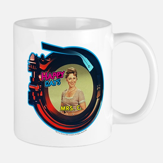 Happy Days: Mrs. C. Jukebox Mug