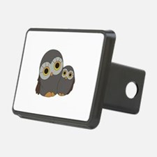 Two Owls Hitch Cover
